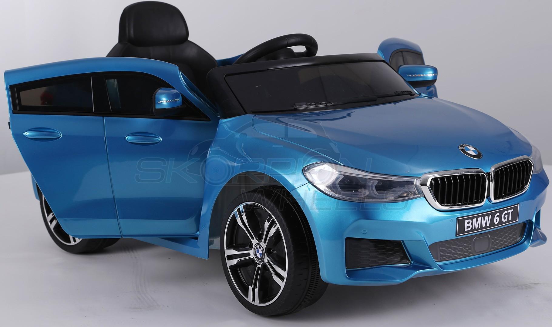 54b21ce4c58 ΗΛΕΚΤΡΟΚΙΝΗΤΟ BMW GT ORIGINAL 12V ΜΠΛΕ SKORPIONWHEELS - 5246064
